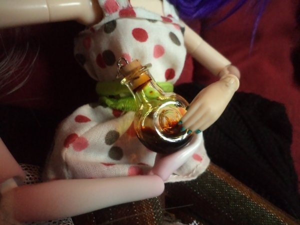 Amethyste , un problème d'alcool parti 1