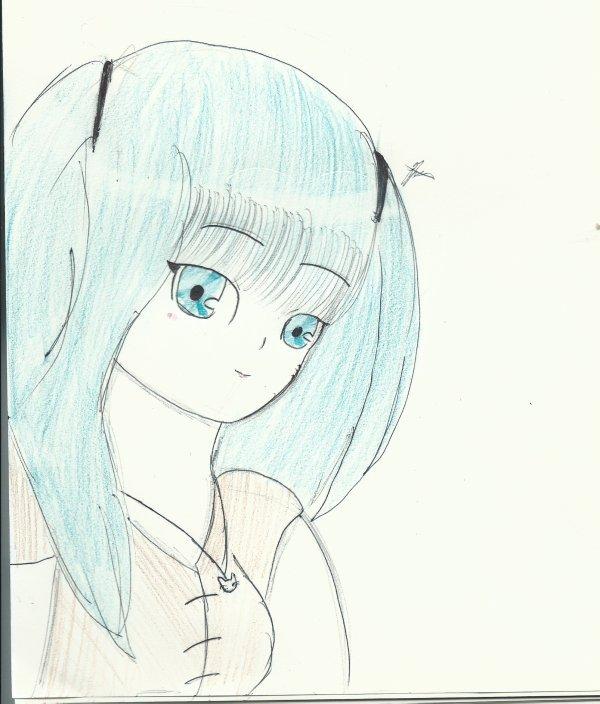 Petit dessins ....  (´▽`)