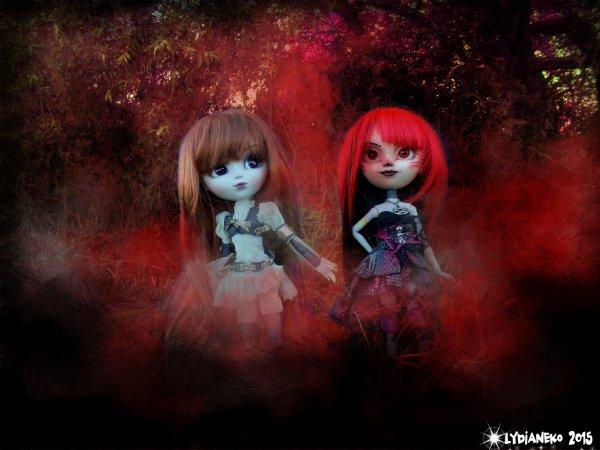 Quoi de neuf chez mes dolls ?