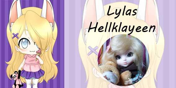 ☆Présentation de Lylas☆