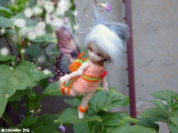 Balade au jardin .... part 2