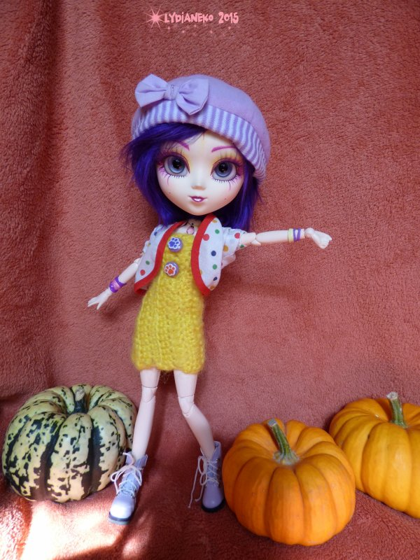 Un petit air d'automne ....