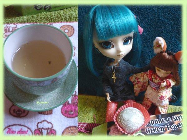 Ƹ̵̡Ӝ̵̨̄Ʒ  La cérémonie du thé  Ƹ̵̡Ӝ̵̨̄Ʒ