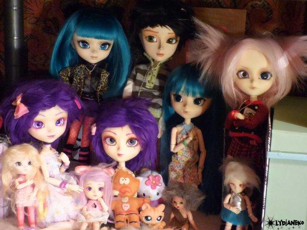 Joyeux anniversaire Helicryse et Aurora ! <3
