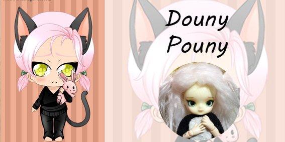 ♡ Présentation de Douny pouny ♡