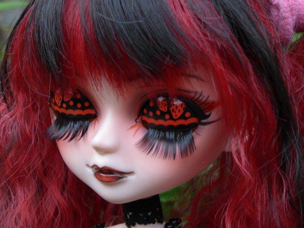 Nouveau make up pour Rubys