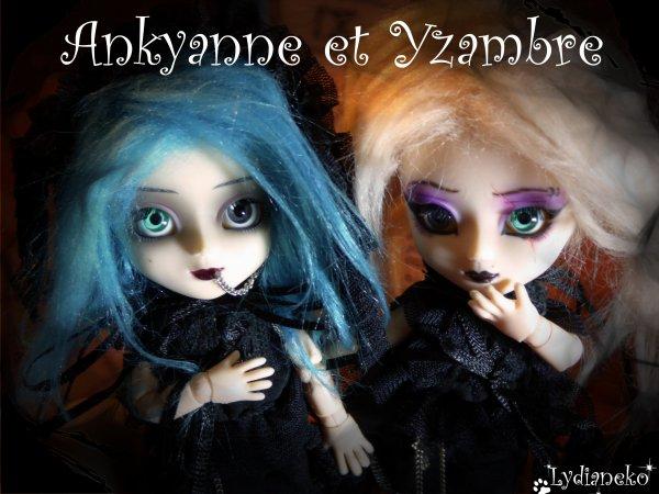 ☥ Présentation d' Yzambre ☥