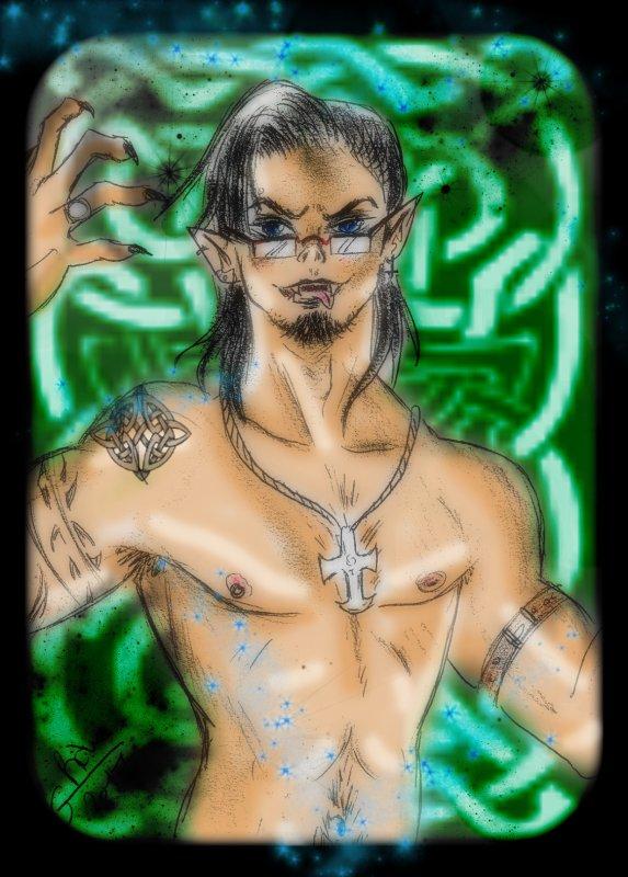 Mon tengu adoré le beau gosse dragueur :3