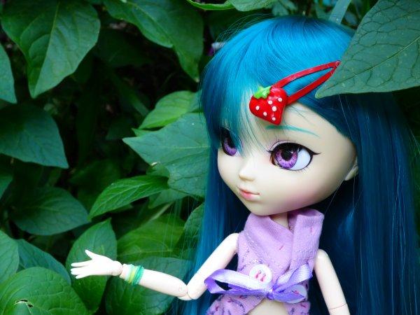 Lydianeko et ses nouveaux yeux !