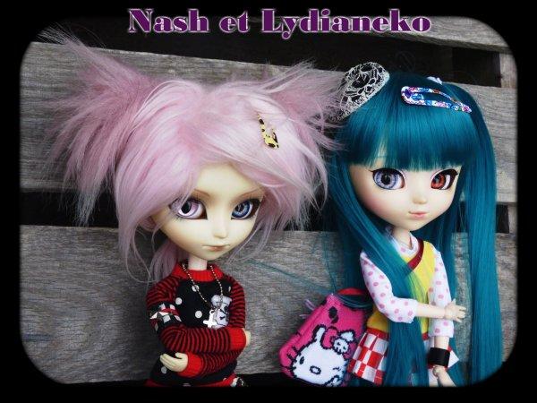 Lydianeko et Nash