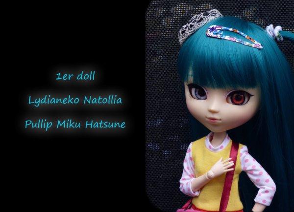 Lydianeko Natollia ma 1ere Doll