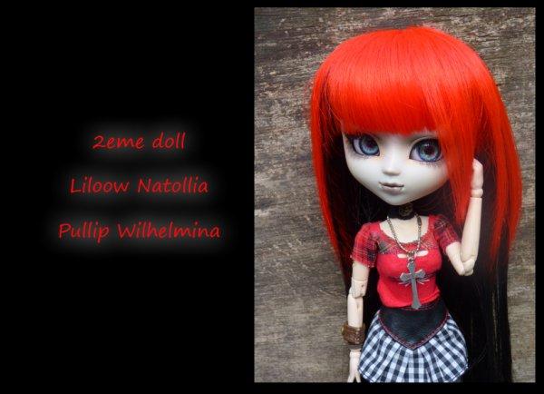 Liloow Natollia ma 2eme Doll
