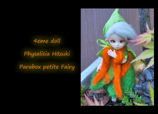Physalisia Hōzuki ma 4eme doll