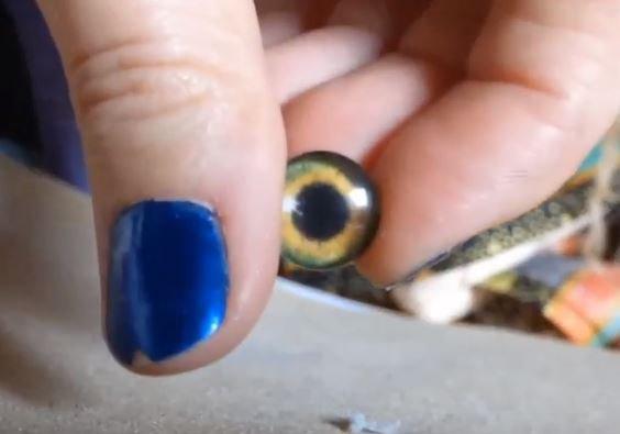 Tuto Fabriquer ses Eyeships en verre