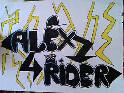 Graff ALEX RIDER