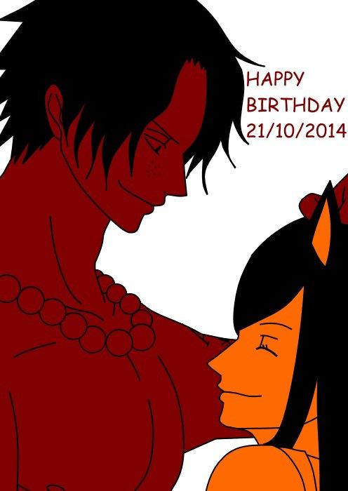 Joyeux anniversaire Mei !