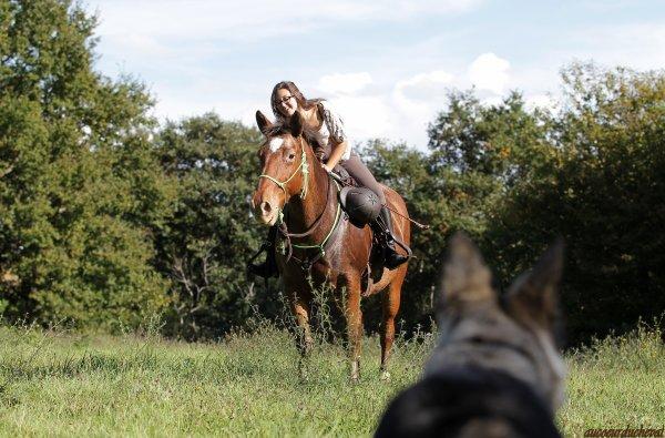 Balade sur les Coteaux avec Océa !!!