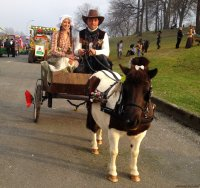 Carnaval 2015 avec Aiyana & sa préparation ♥