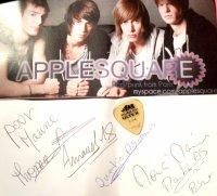 Parce qu'Apple Square n'existerait pas sans ...