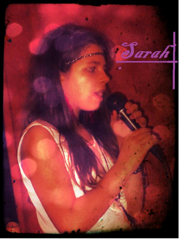 Moi et le chant :)