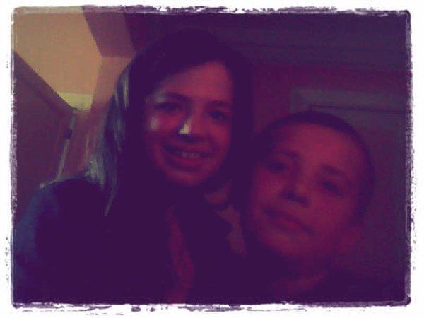 Toi et moi <3  Je t'aime <3