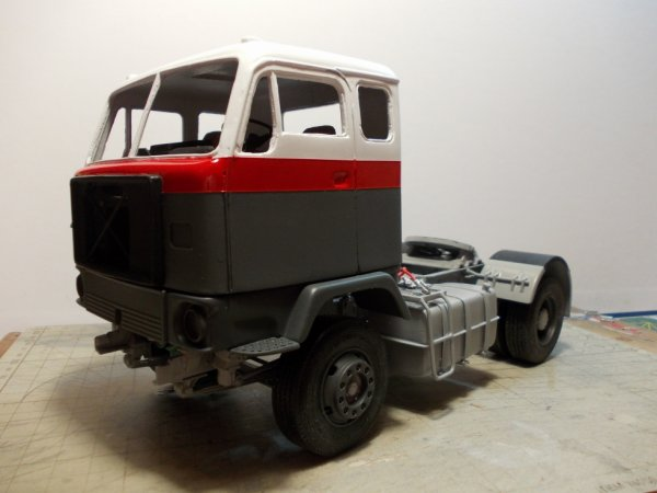 Volvo F88...
