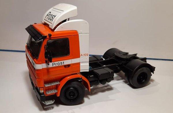 Scania 112 M Intercooler