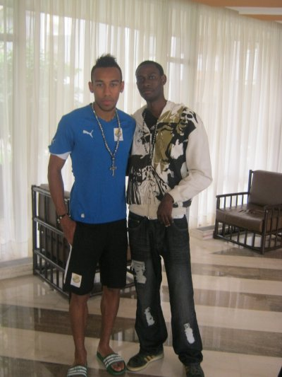 yamcha'a et emerick aubameyang