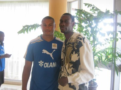 yamcha'a et le capitaine cousin