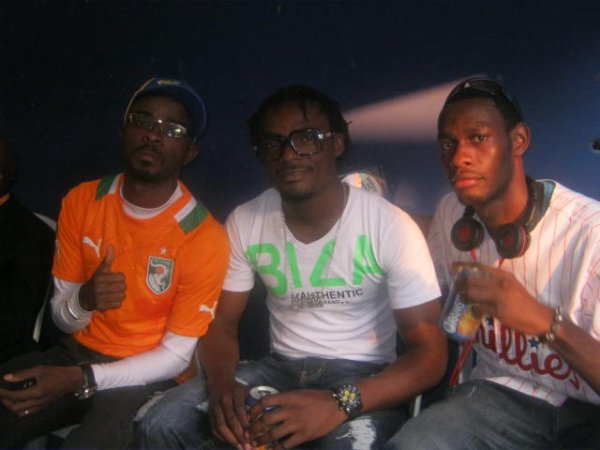 Yamcha'a Manitou et Abass