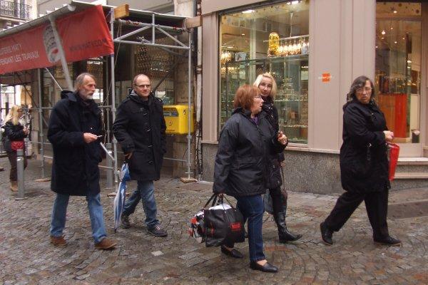 Rouen ... 10 novembre 2012