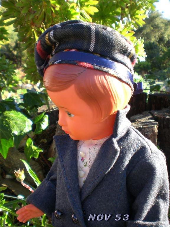 Les créations de Chantal ... Novembre 1953