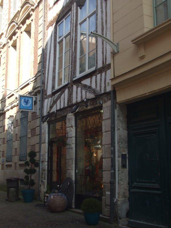 Pour les nostalgiques de nos sorties à Rouen entre blogueuses ...