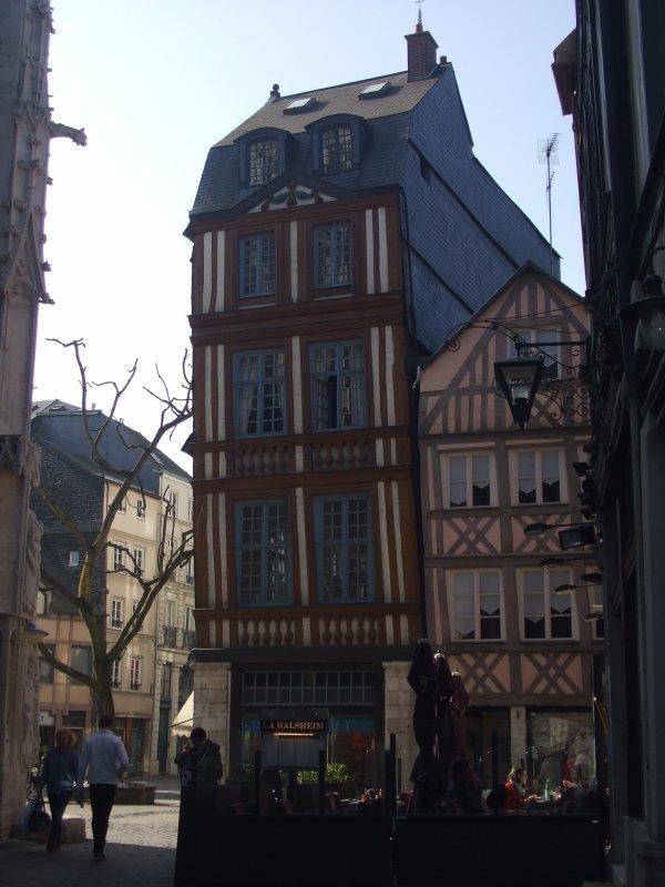 Pour les nostalgiques de nos sorties à Rouen ...
