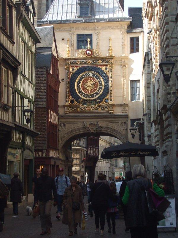 Pour les nostalgiques de nos sorties à Rouen ... suite et fin