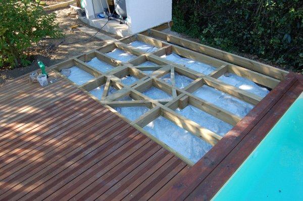 le plancher bois ma piscine wood line classy. Black Bedroom Furniture Sets. Home Design Ideas