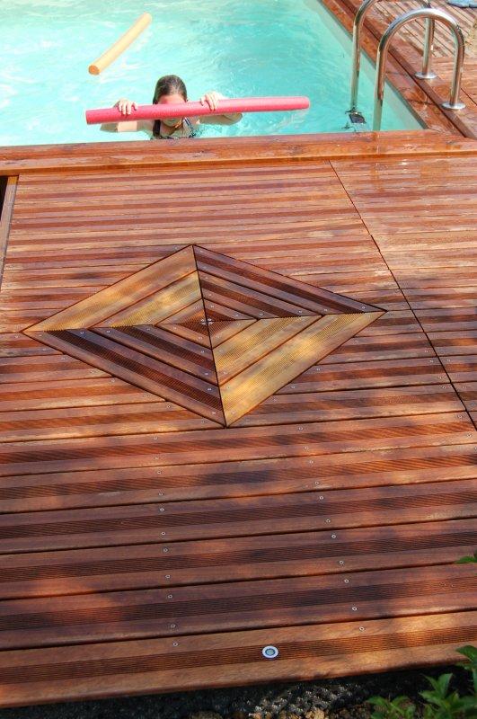 Motif de la terrasse
