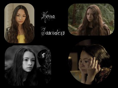 Personnage : Mona Saunders