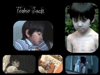 Personnage : Toshio Saeki