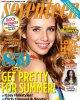 Les scans, ainsi que la couverture, de Seventeen concernant la belle Demi Lovato