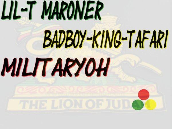 LIL-T_BadBoy-KingTafari_Militaryoh_Ragga_Muffin_2011_Par_K.L RwecordZ (2011)
