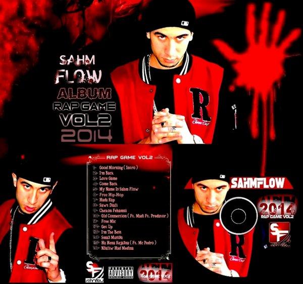 Album [ Rap Game Vol 2 ] ( 2014 )