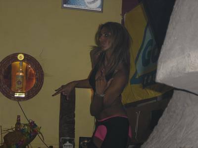 Gogo danseuse