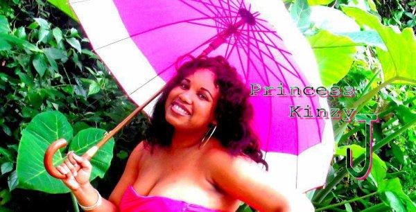 Princess Kinzy Jackson poster souvenir