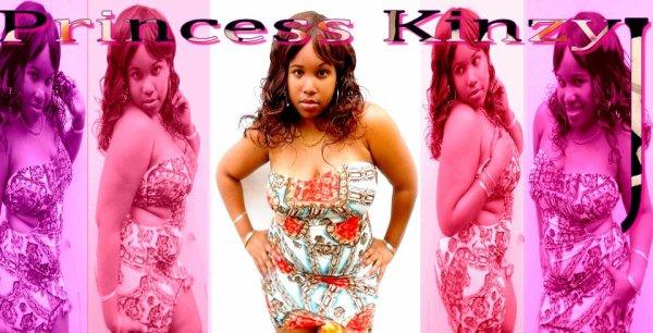 Princess Kinzy Jackson Poster et déssins