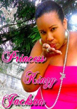 Princess pink is princess kinzy jackson