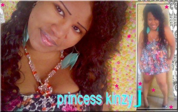 Votre fleure - Princess KINZY jackson