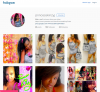 Instagram Princess Kinzy J