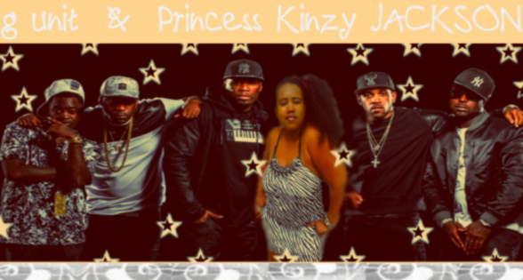 G - Unit   -  Princess Kinzy Jackson