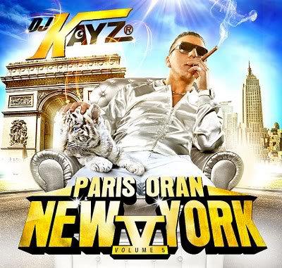 DJ Kayz - Paris Oran New York Vol 5